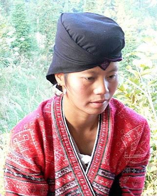femme yao de longji