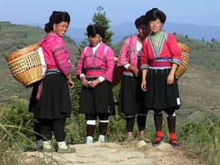 minorite ethnique de Chine