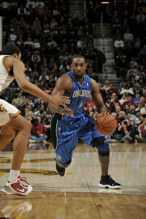 The Sneaker Champ. Gilbert Arenas ... 85b2a4cab2e2