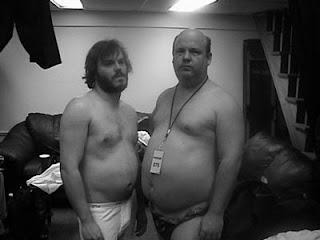 Nude rock Xbox 360 band
