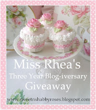 3 year Blogiversary Giveaway