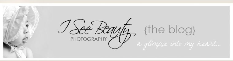 I See Beauty -The Blog
