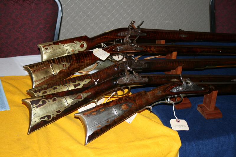 Contemporary Makers: 35th Ohio Longrifle Show