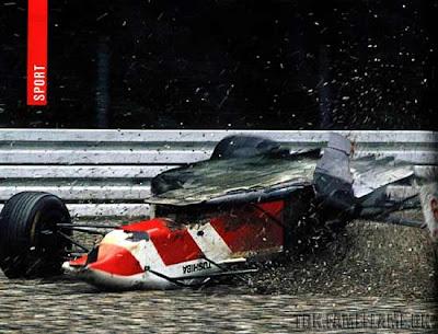 GP da Alemanha de Formula 1, Hockenheim em 1993 - blogf1grandprix.blogspot.com