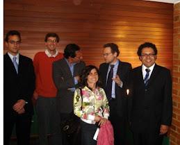 Visita Thomas Pogge - mayo 2007