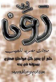 مدونات مصريه للجيب