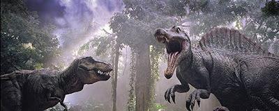 The Tyrannosaur Chronicles Movie Review Jurassic Park 3