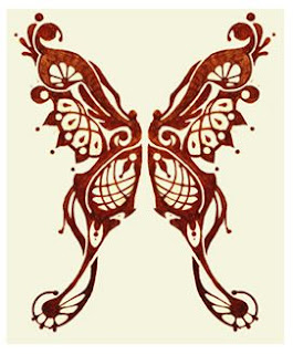 Nice Butterfly Tattoo With Image Butterfly Tattoos Design Picture 3