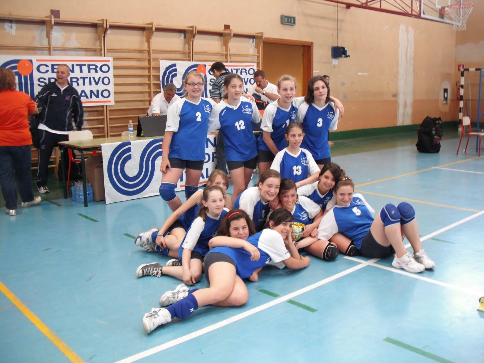 Calendario Csi Milano.Altopiano Volley