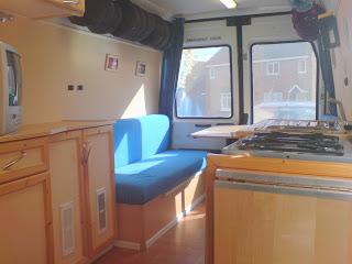 For Sale 1998 Ldv 400 Convoy Diesel 2 Berth Campervan
