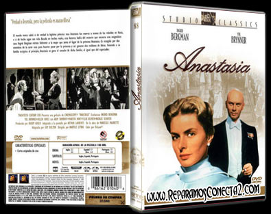 Anastasia [1956] | Caratula | Cine clásico