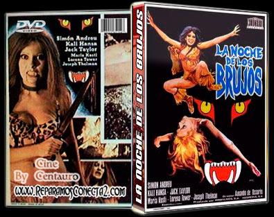 La Noche de los Brujos [1973] español de España megaupload 2 links, cine clasico