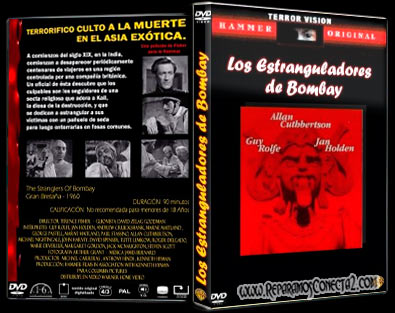 Los estranguladores de Bombay [1960] español de España megaupload 2 links, cine clasico