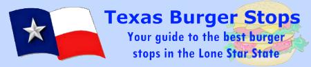 Texas Burger Stops
