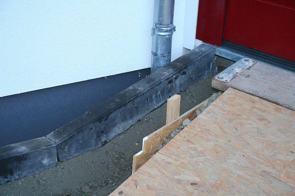 verladerampe aus beton