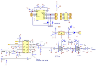 Audio Video RF Modulator With MC44BS374 | RF Circuits on usb port schematic, rf attenuator schematic, rf demodulator schematic, rf adapter schematic, rf mixer schematic, tv schematic, rf limiter schematic, rf transmitter schematic, rf phase shifter schematic, rf coupler schematic, rf power amplifier schematic, rf filter schematic, rf detector schematic, rf isolator schematic, rf upconverter schematic, usb connection schematic, rf generator schematic, receiver schematic, rf field strength meter schematic,