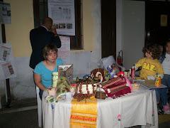 Sagra di San Cristoforo 2008 gemellaggio con il Filo di Flavia e Luigi di Vailate (BG)!