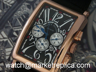 702880a3fe3 the Replica with Most functions Complications to date - Working Chronograph