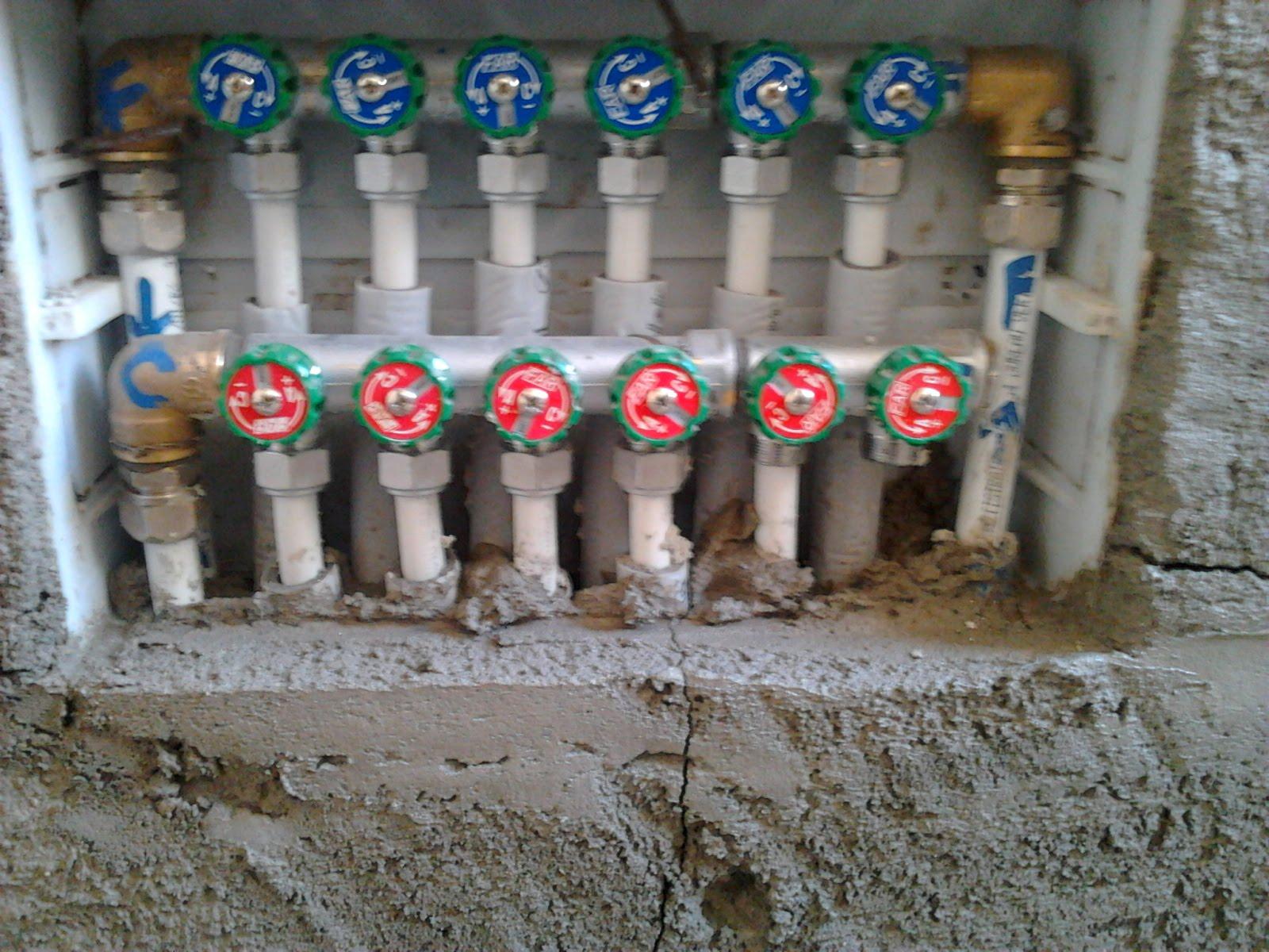 Impianto Idraulico Bagno Multistrato.Il Blog Dell Idraulico Tubo Multistrato Da 16
