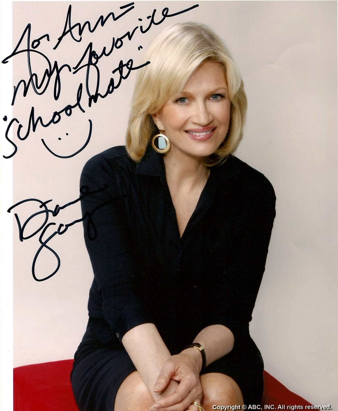 Diane Sawyer And Spouse