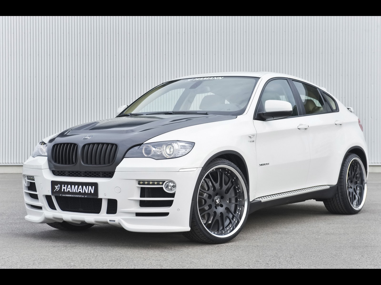 cars hd wallpapers 2009 hamann bmw x6. Black Bedroom Furniture Sets. Home Design Ideas