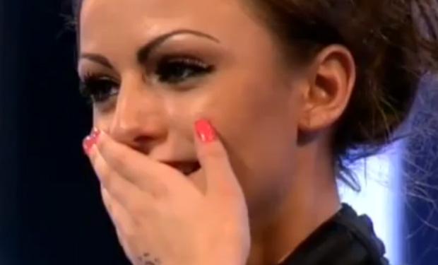 Tattoo Web: X Factor Cher Lloyd Is Getting A New Tattoo