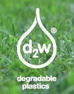 d2w degradable plastics logo