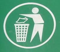 green waste bin logo