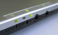 laptop power indicators