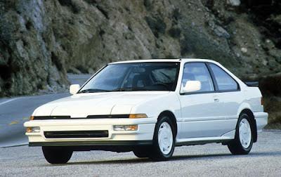 Acura on Motley Musing  1989 Acura Integra Ls Special