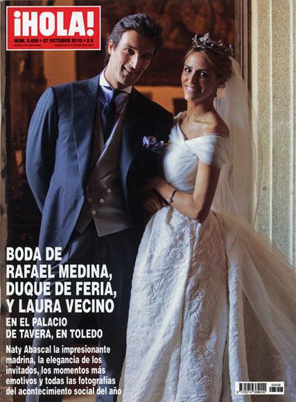 LA BODA DEL AÑO: Rafael Medina y Laura Vecino (segunda parte)-557-misscavallier