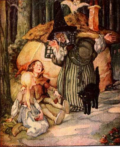 Hansel and Gretel Story – Classic Fairy Tales For Kids