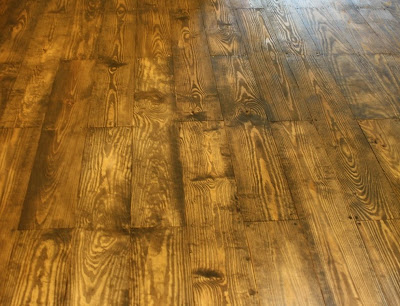 Make Your Own Flooring With 1x6 Pine
