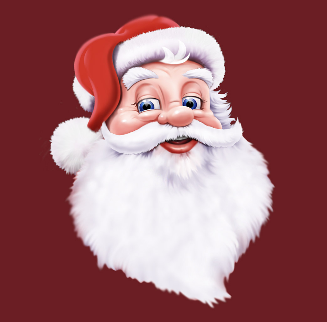 YET ANOTHER FATHER CHRISTMAS - Hot Frog Graphics
