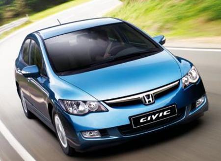 Sewa Honda Civic
