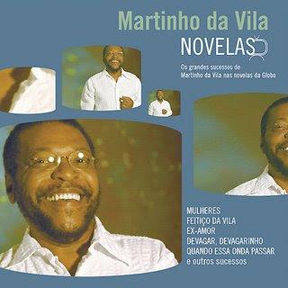 CD Martinho Da Vila - Novelas (2006)