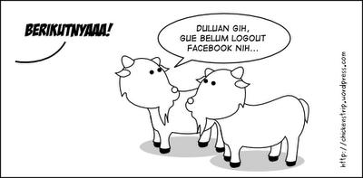 komik kocak sapi dan kambing yg mau dipotong ~ AdiraTama' Blog