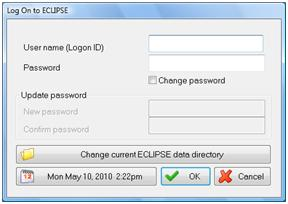 52 weeks of ECLIPSE®: user logon ID