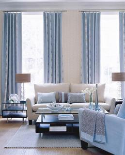 Housewears: Colour Focus: Tranquil, tropical, true BLUE!