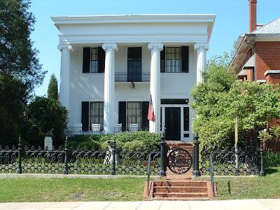 Battlefield Wanderings Cannonball House