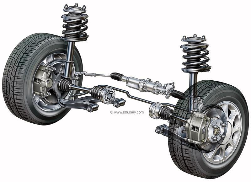 Car Wheel Schematic  C...