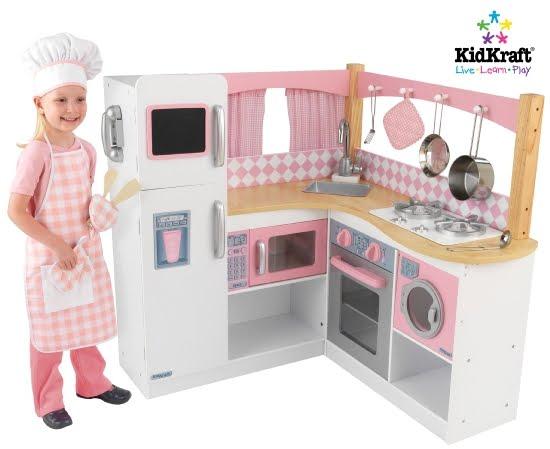 Kidkraft Corner Kitchen Uk