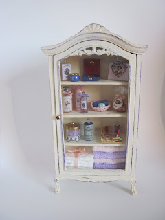 Vilia miniature vetrinette per bagno - Vetrinette da bagno ...