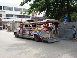 Flamboyant bus service number