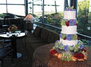 Fiori Floral Design Wedding Cakes