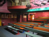La salle de spectacle