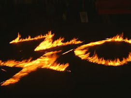 escribimos con  fuego NO +