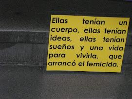 ELLAS QUERÍAN VIVIR