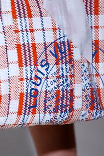 Confashions from Kuwait: Louis Vuitton Shopping Bag at Salhiya