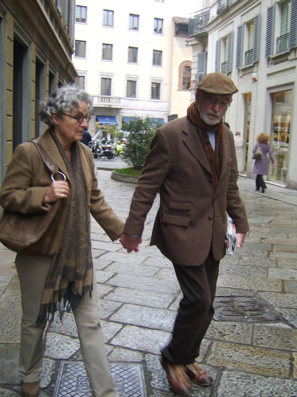 STILISSIMO: Milan Street Style
